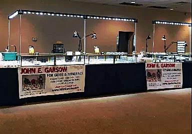 Marty Zinn Tucson show vendor loves Show Off Lighting