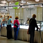 Look professional and help to increase sales with proper trade show lighting