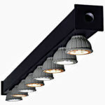 LED light bar display lighting instructions