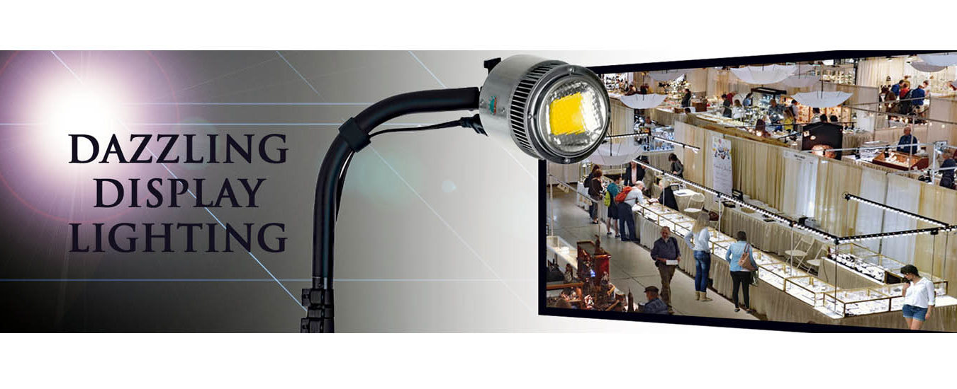 Brilliant solutions for LED event lighting