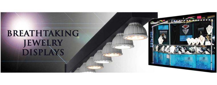 5 tips for amazing jewelry display lighting
